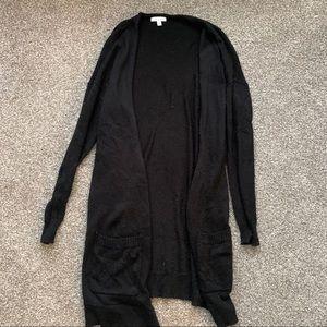 BP black cardigan